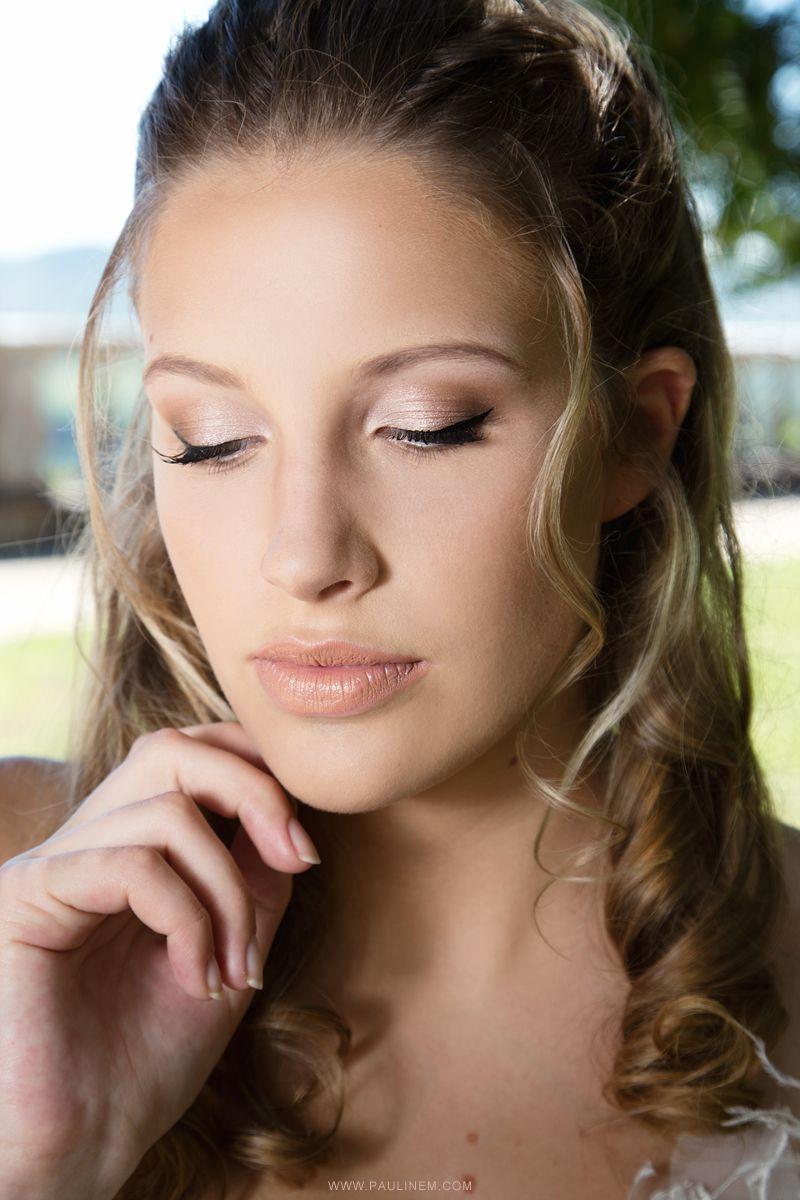 Maquillage mariage naturel Toulouse - Make Over Me Julie