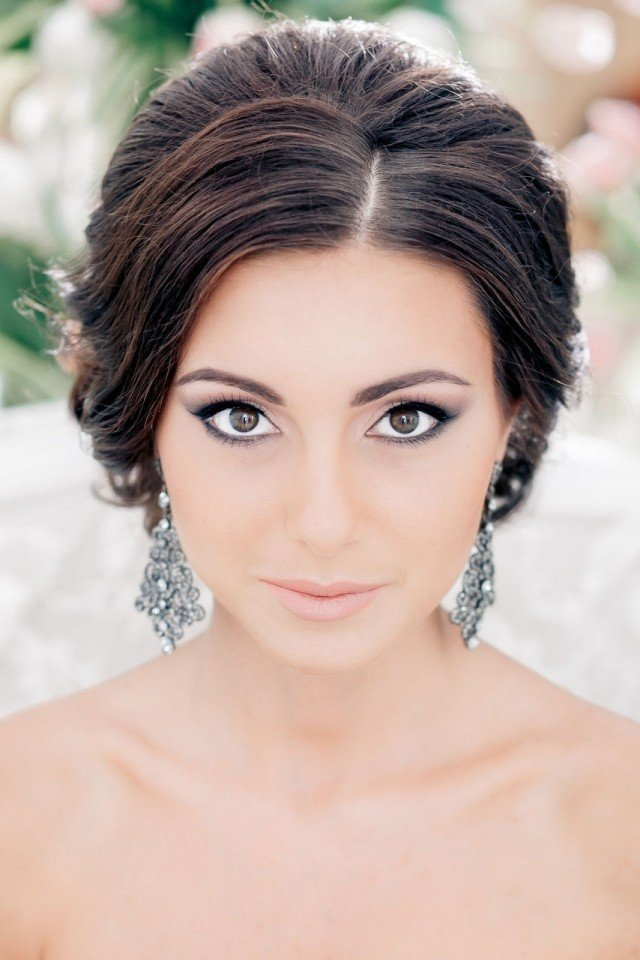 Maquillage mariée naturel- 60 photos inspirantes et conseils!