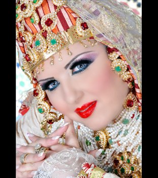 Maquillage Pour Mariage Marocain