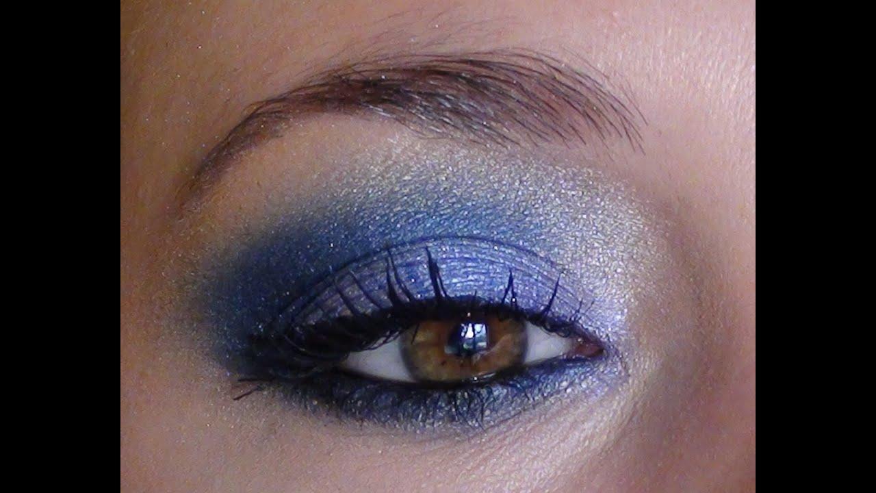 Maquillage pour Yeux Bleus | Folie d'Iris de Lise Watier