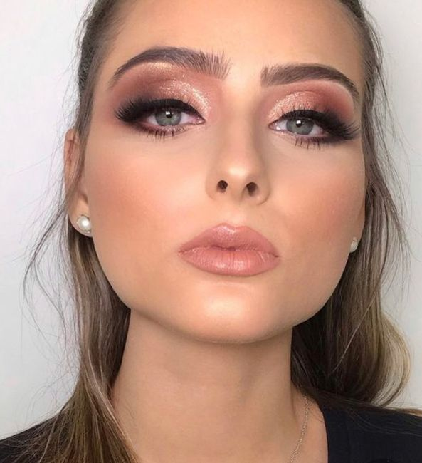 Maquillage Rose Gold - Beauté - Forum Mariages.net