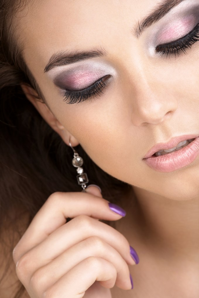 Maquillage Rose Mariage