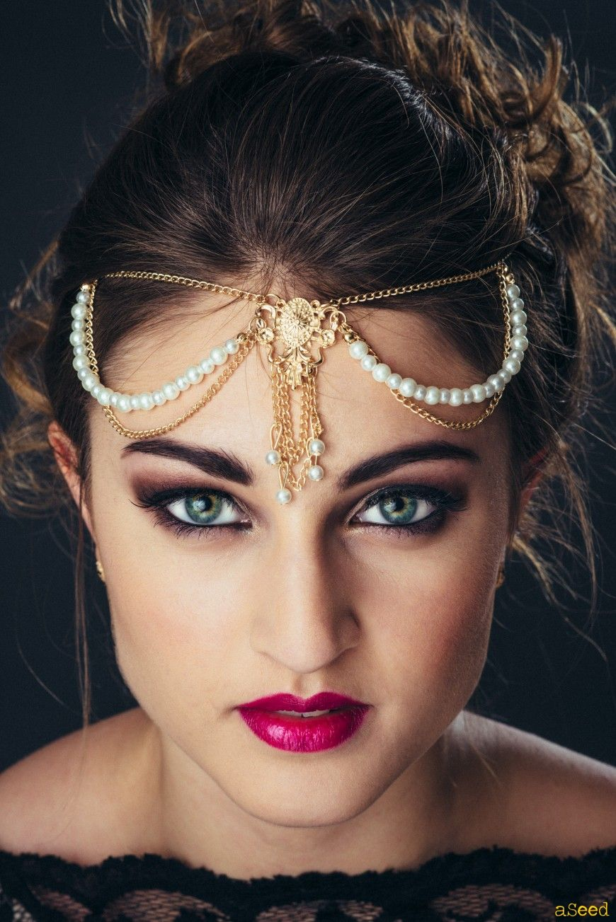 Maquillage Yeux Libanais Mariage