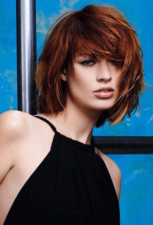 Mi Long Couleur Cheveux Tendance 2020 Femme | Coiffures