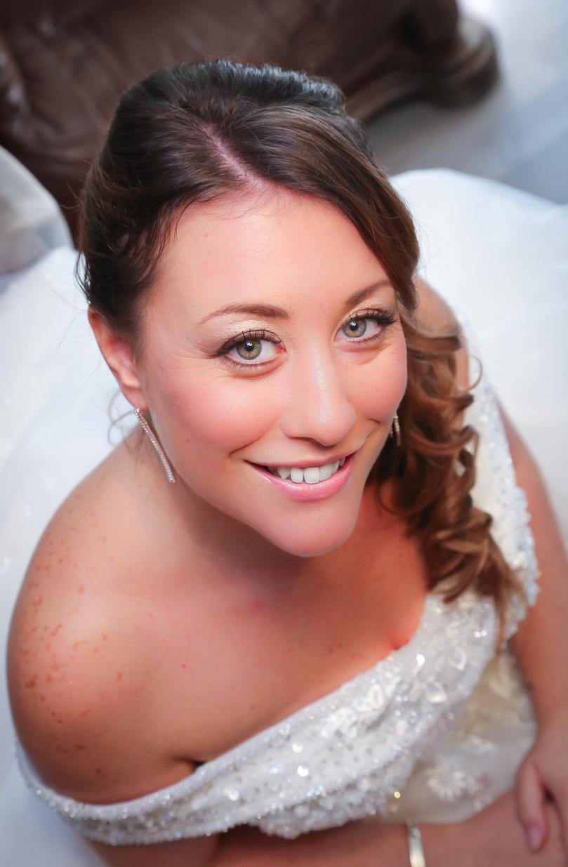 Mise en beauté mariage | MPF Maquillage & Coiffure