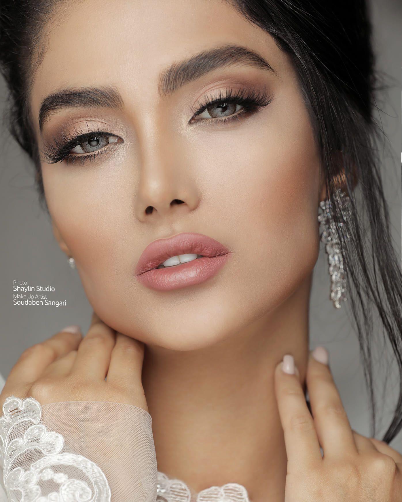 phobicat.com #maquillagedemariage #