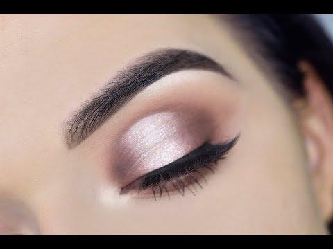 maquillage mariage rose