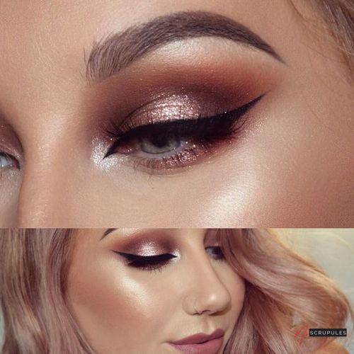 pingl par seung lee sur makeup ideas maquillage yeux rose 1