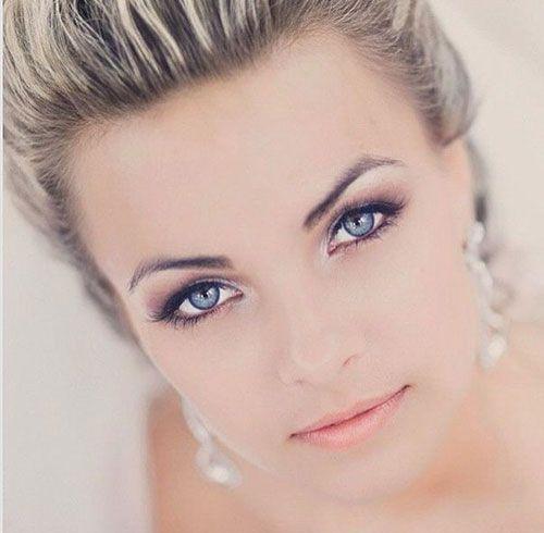 idee maquillage naturel mariage