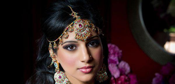 maquillage pour un mariage marocain