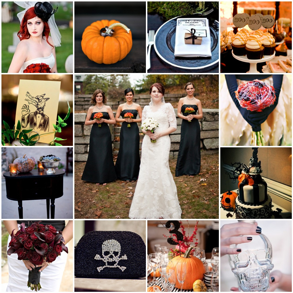 Spooky Halloween Wedding - Sirmione Wedding