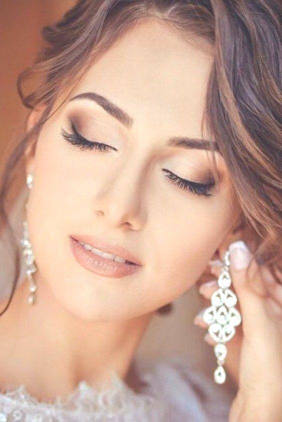 Inspiration : Les +20 meilleures idées maquillage mariage