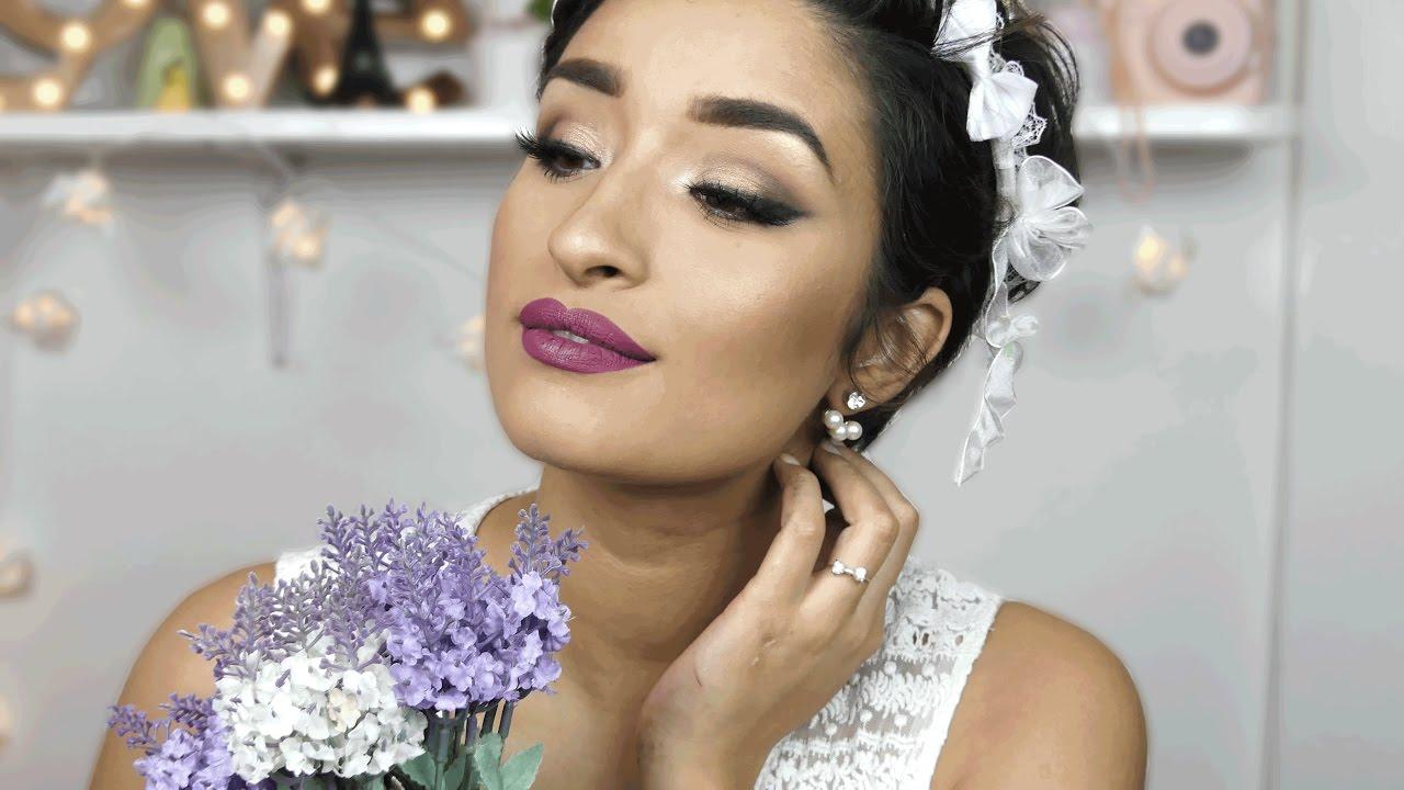 //TUTO// Maquillage de mariée - PARTIE 2 : LE TEINT ET LA