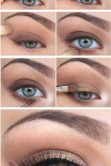 tutoriel de maquillage naturel pour les yeux einfaches 12 1