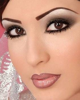 maquillage mariage libanais