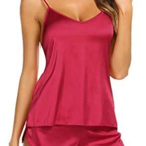 1608241729 womens lingerie sexy sets with robes Ekouaer Sleepwear Womens
