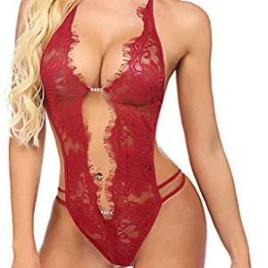 1608296941 womens lingerie sexy crotchless plus size Avidlove Women Sexy