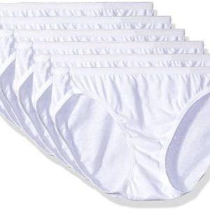 womens lingerie sexy panties Hanes Womens Cotton Bikini Panty