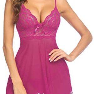 1610729450 womens lingerie teddy with straps Avidlove Women Lingerie Lace