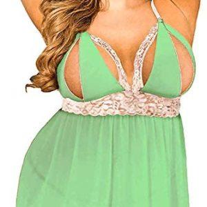 womens lingerie teddy split cup Womens Plus Size Lingerie
