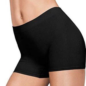 womens lingerie Maidenform Womens Pure Tailored Boyshort Panties